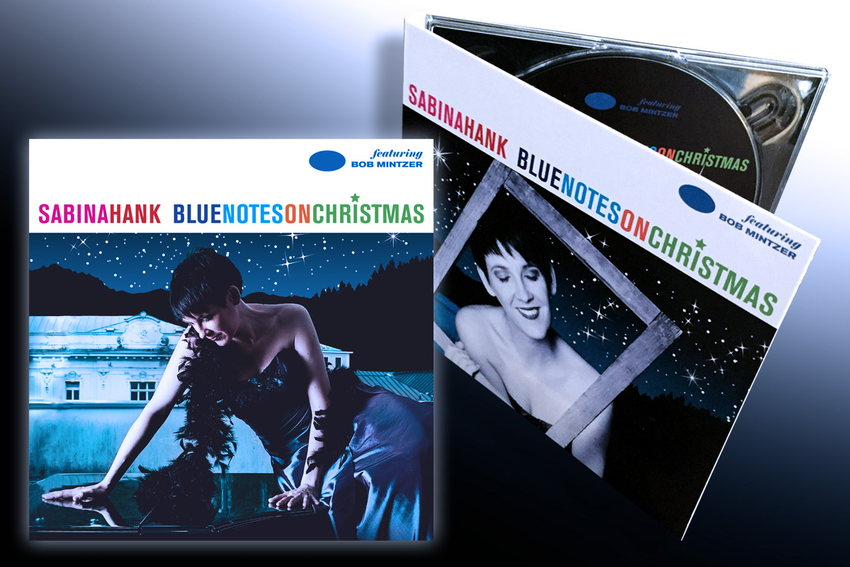 Sabina Hank BLUE NOTES ON CHRISTMAS
