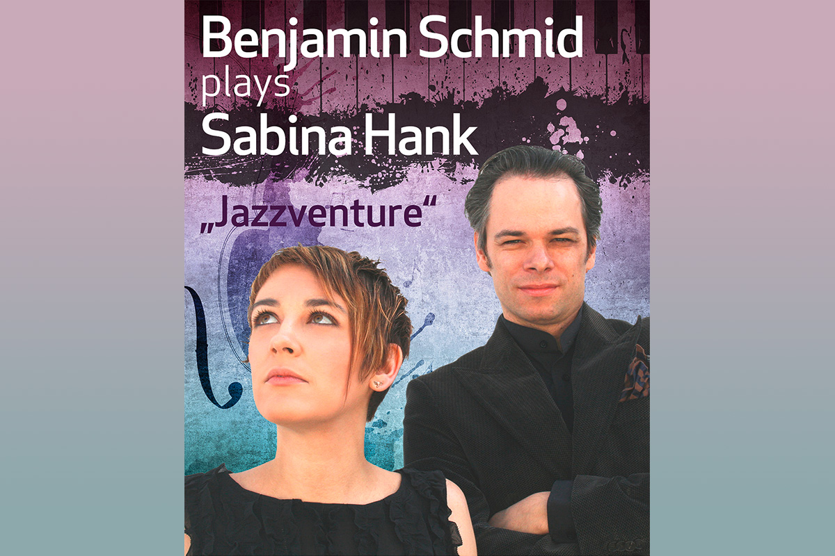 Benjamin Schmid plays Sabina Hank